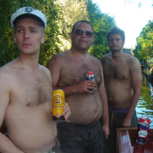 Jim & Bob Boat