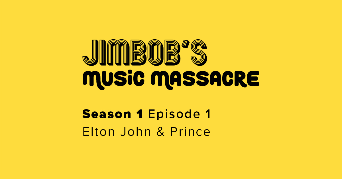 JimBob's Music Massacre Podcast S01 E01
