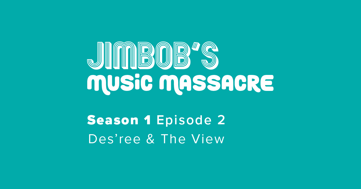 JimBob's Music Massacre Podcast S01 E02