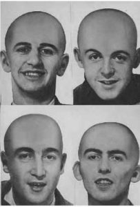 Bald Beatles